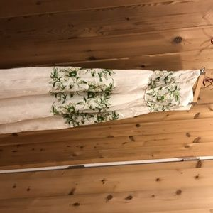 BHLDN (Beth Bowley) bridesmaid/ bride/ fancy dress